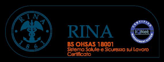 ISO 18001 certificazione